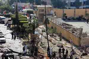 Αναγνωρίστηκαν οι δράστες της επίθεσης στη Βηρυτό