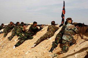 Η Άγκυρα παρέχει όπλα στους σύρους αντάρτες