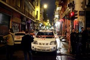 Ανάληψη ευθύνης για την επίθεση στο αστυνομικό τμήμα Εξαρχείων