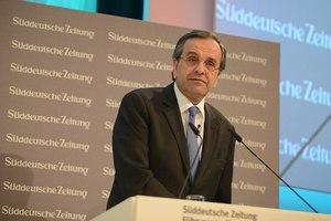 Σε εκδήλωση του Πανελληνίου Συνδέσμου Εξαγωγέων θα μιλήσει το βράδυ ο Σαμαράς
