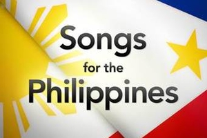 Η μουσική ενώνει τις δυνάμεις της για τις Φιλιππίνες