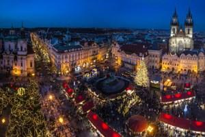 Χριστουγεννιάτικες αγορές με ευρωπαϊκό στυλ