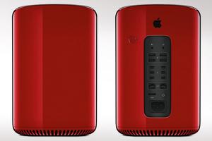 Κατακόκκινος Mac Pro «πιάνει» 1 εκατ. δολάρια