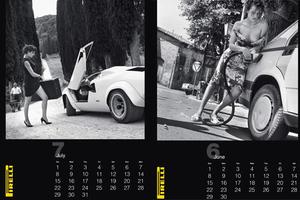 Το ανέκδοτο ημερολόγιο του Helmut Newton για την Pirelli
