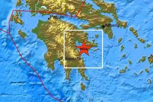 Σεισμός 4,5 Ρίχτερ έγινε αισθητός και στην Αττική
