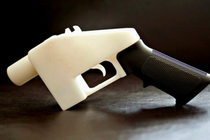 Το πρώτο τρισδιάστατα τυπωμένο όπλο του κόσμου είναι γεγονός