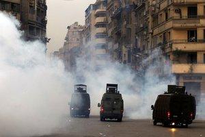 Νεκρός φοιτητής από πυρά αστυνομικού στο Κάιρο