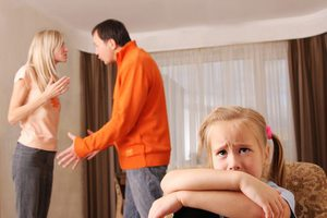 Πώς επηρεάζει η σχέση των γονέων τα παιδιά