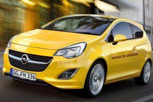 Σε νέα πλατφόρμα θα πατάει η πέμπτη γενιά του Corsa