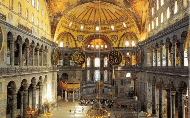 Παρέμβαση της UNESCO για την Αγία Σοφία ζήτησε ο Αμανατίδης