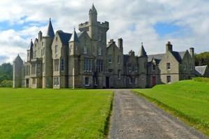Χριστούγεννα σε ένα σκωτσέζικο κάστρο!