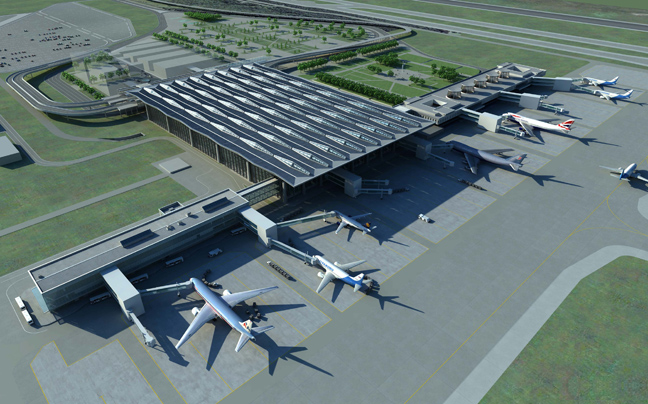Το πιο σύγχρονο αεροδρόμιο της ρωσίας