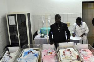 Απελευθέρωση 16 εγκύων από «εργοστάσιο μωρών» στη Νιγηρία