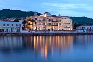Επτά διεθνείς διακρίσεις για το Poseidonion Grand Hotel