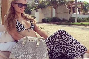 Φωτογραφίες από τις διακοπές της Hilton στο Ντουμπάι