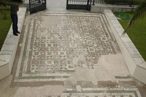 «Πράσινο φως» για συντήρηση ψηφιδωτού δαπέδου ρωμαϊκής έπαυλης