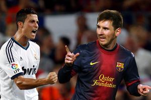 Η μάχη Μέσι-Ρονάλντο δεν είναι μόνο ποδοσφαιρική