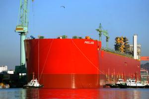 Ετοιμάζεται το μεγαλύτερο πλοίο του κόσμου