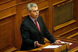 Χαρακόπουλος: Απαράδεκτη ανοχή της κυβέρνησης στη βία