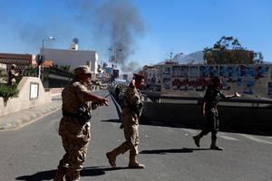 Αιματοκυλίστηκε η Ράντα στην Υεμένη
