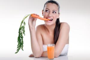 Ενυδάτωση της επιδερμίδας με καρότο