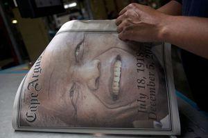 Θλίψη και από τον καλλιτεχνικό κόσμο για το Μαντέλα