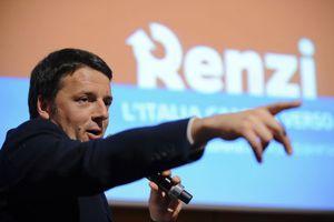 Ο Ρέντσι ενισχύει τη Γένοβα
