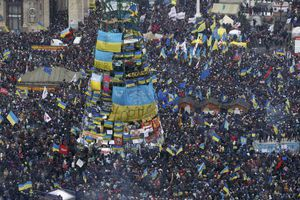Οι ευρωπαίοι αξιωματούχοι καταγγέλλουν τη βία στην Ουκρανία