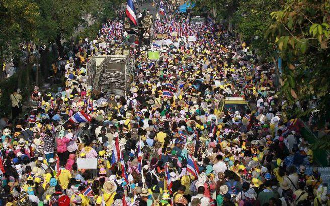 Συνταγματική η αναβολή των εκλογών στην Ταϊλάνδη