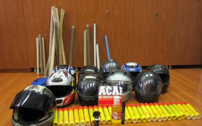 Ομάδα οπαδών συνελήφθη στη Νέα Σμύρνη