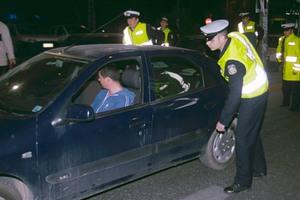 Ελέγχθηκαν 2.966 οδηγοί για αλκοτέστ