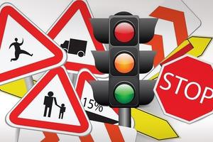 Κατάληψη εκπαιδευτών σχολών οδηγών στη Θεσσαλονίκη