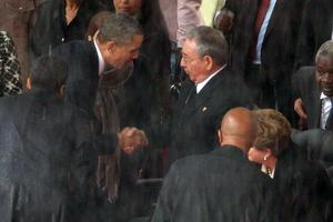 Ο Ραουλ Κάστρο έδωσε τόνο αισιοδοξίας για καλές σχέσεις με τις ΗΠΑ