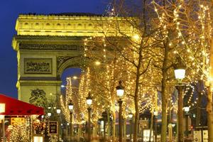 Η μαγεία των Χριστουγέννων στο Παρίσι!