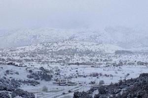 Σε κόκκινο συναγερμό οι υπηρεσίες της Β. Ελλάδας για το χιονιά