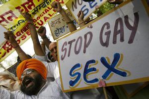 Γκέι σεξ στο Δελχί