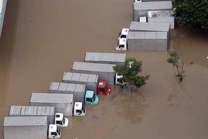 Φονικές βροχές με 44 νεκρούς στη Βραζιλία