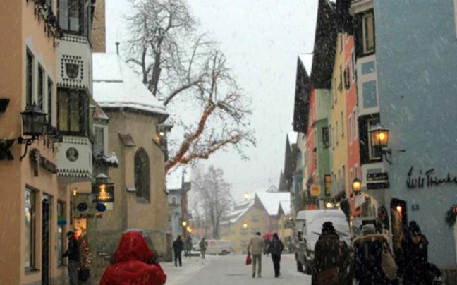 Kitzbuehel: Ένα υπέροχα διατηρημένο μεσαιωνικό χωριό στην Αυστρία ο πιο όμορφος Χριστουγεννιάτικος προορισμός!