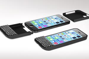 Στη δικαιοσύνη η BlackBerry για το Typo Keyboard του iPhone
