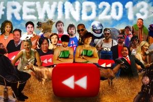 Τα πιο δημοφιλή βίντεο του YouTube για το 2013