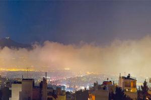 Σε επιφυλακή για την αιθαλομίχλη