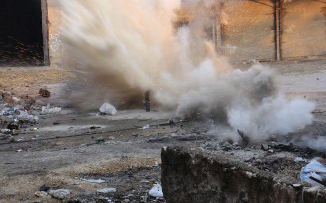 Επιμένει στην κατάπαυση πυρός στο Χαλέπι η Ρωσία