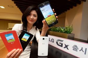 Καινούριο smartphone με μεγάλη οθόνη από την LG