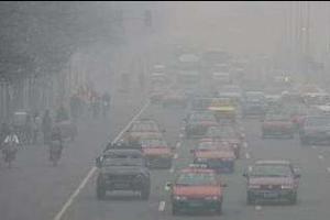 Πέπλο ομίχλης καλύπτει τα Σκόπια