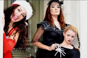 «Η μάγισσα Ταραντούλα προσπαθεί να καταστρέψει τα Χριστούγεννα!»
