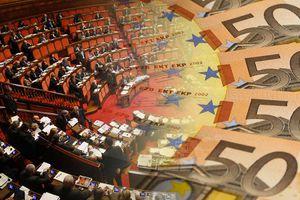 Το ιταλικό πολιτικό σύστημα στοιχίζει σε κάθε πολίτη 757 ευρώ το χρόνο