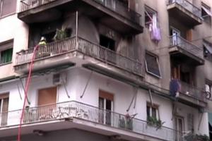 Φωτιά σε διαμέρισμα στο κέντρο
