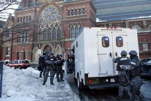 Συνελήφθη ο φαρσέρ του Χάρβαρντ