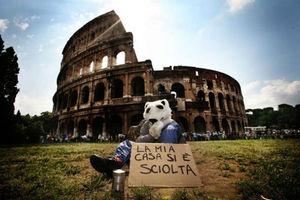 Κυκλοφόρησε οδηγός πόλης για τους άστεγους της Ρώμης
