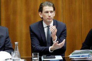 Οι στόχοι του νεότερου υπουργού Εξωτερικών στην Αυστρία